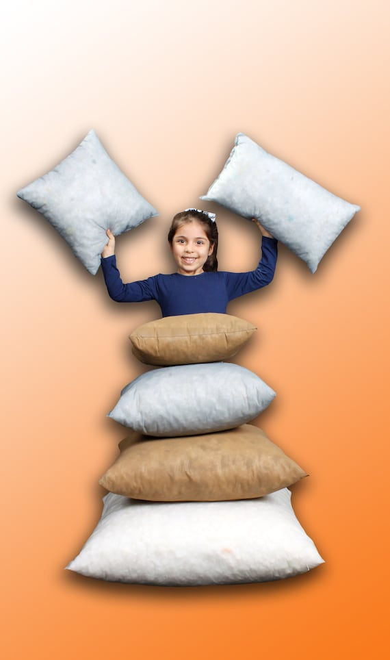 40x40 Pillow Insert Pillow Inner Pillow Form Pillow Insert Etsy Cool 10 X 20 Pillow Insert
