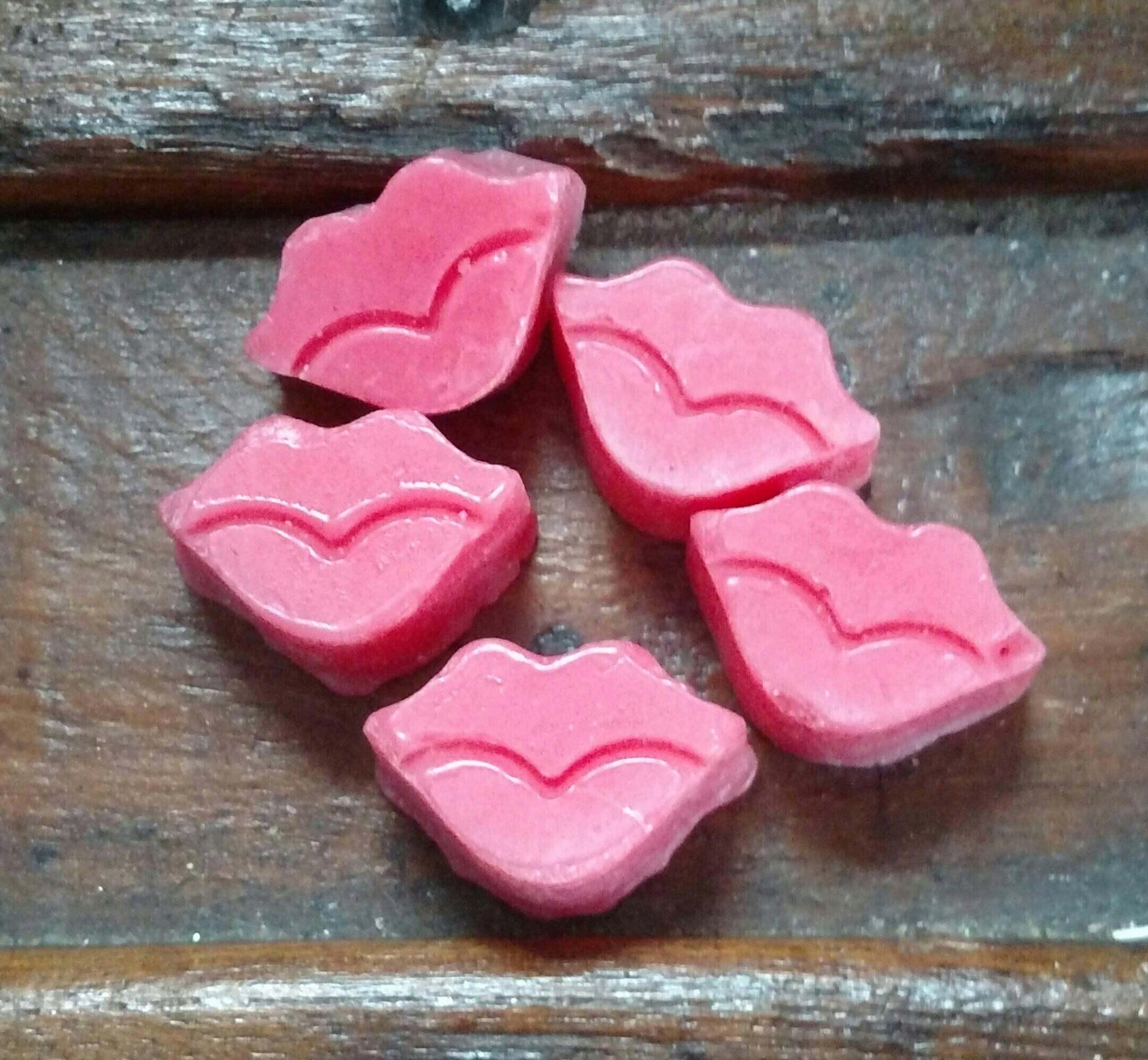 Soy Wax Melts Smooch-Lips Kissing Lips Mwah Kissing Fool | Etsy