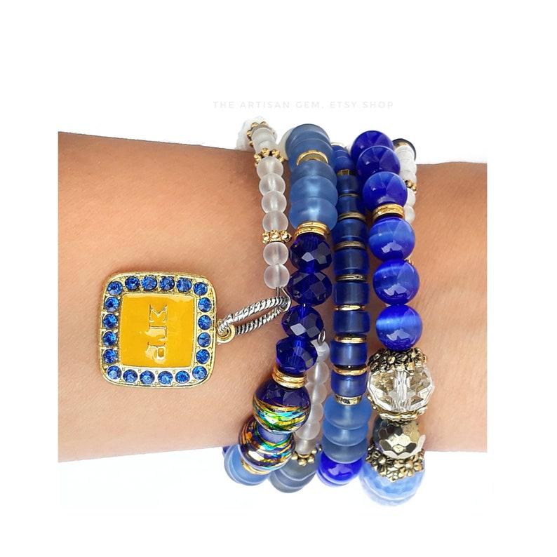 Hbcu Greek bracelet Bracelet