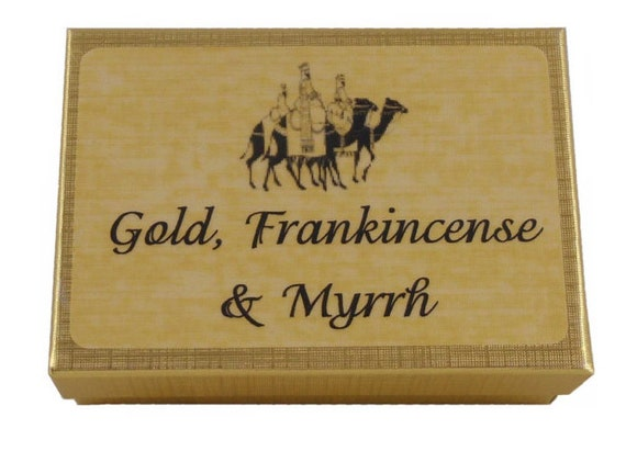 Gold Frankincense And Myrrh Christmas Gifts.Gold Frankincense Myrrh The Gifts Of The Magi
