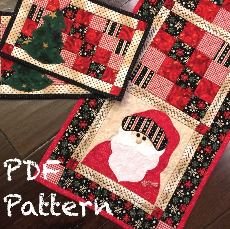 Groovy Madison Quilted Table Runner Patterns Christmas Download Free Architecture Designs Scobabritishbridgeorg