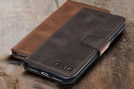 detailed look 20aa7 a44a9 Men iPhone 8 Case Leather iPhone 8 Plus Case iPhone 8 Wallet Case iPhone 8  Plus Case Leather iPhone X Case Leather iPhone X Leather Case