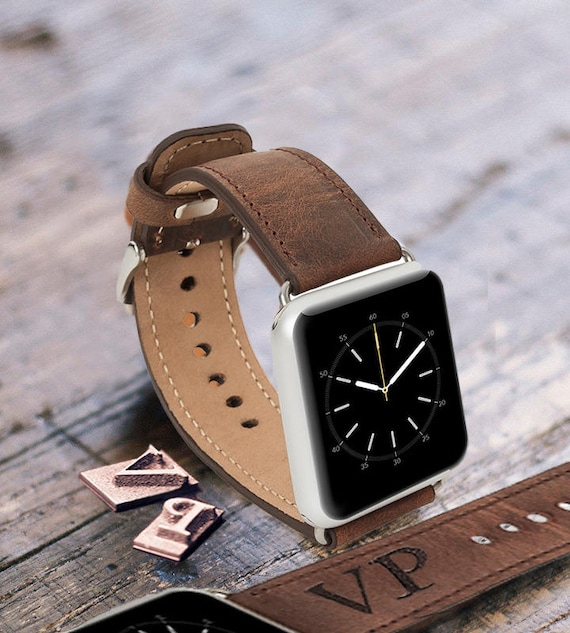 Apple Watch Band 38mm 42mm Leather Watch Band Watch Strap