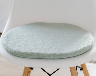 Seat Cushion For Eames Chair In Mint