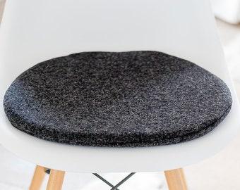 Sitzkissen Für Eames Chair In Anthrazit