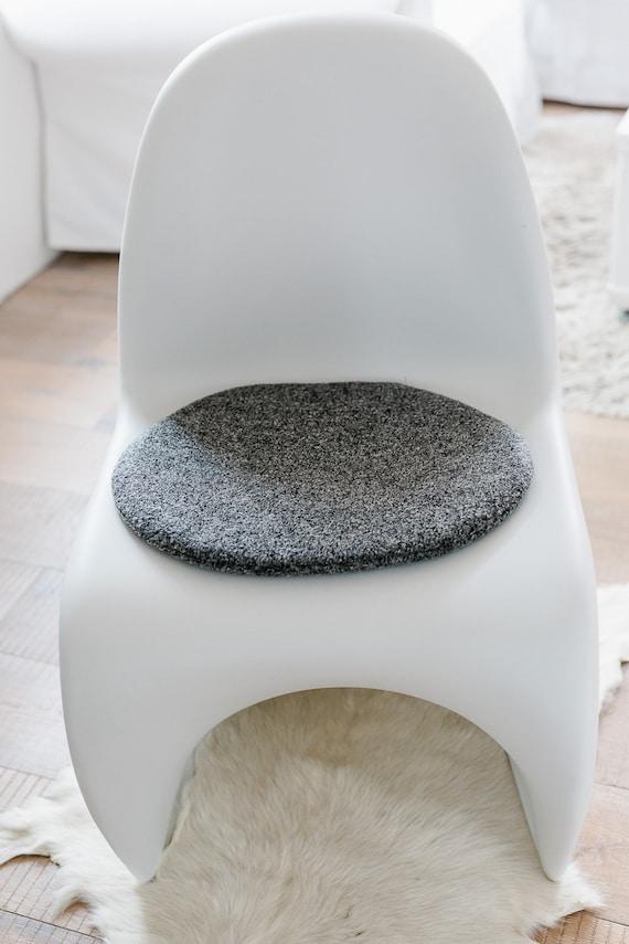 Cuscino sedia per Panton Chair in grigio