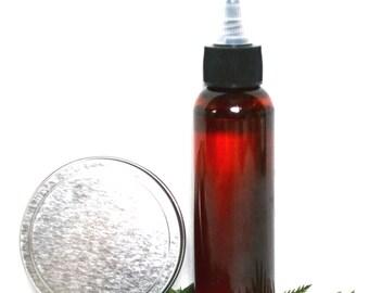 FREE Shipping// NO JOKE Beard Oil  and Mustache Wax 2pk gift set