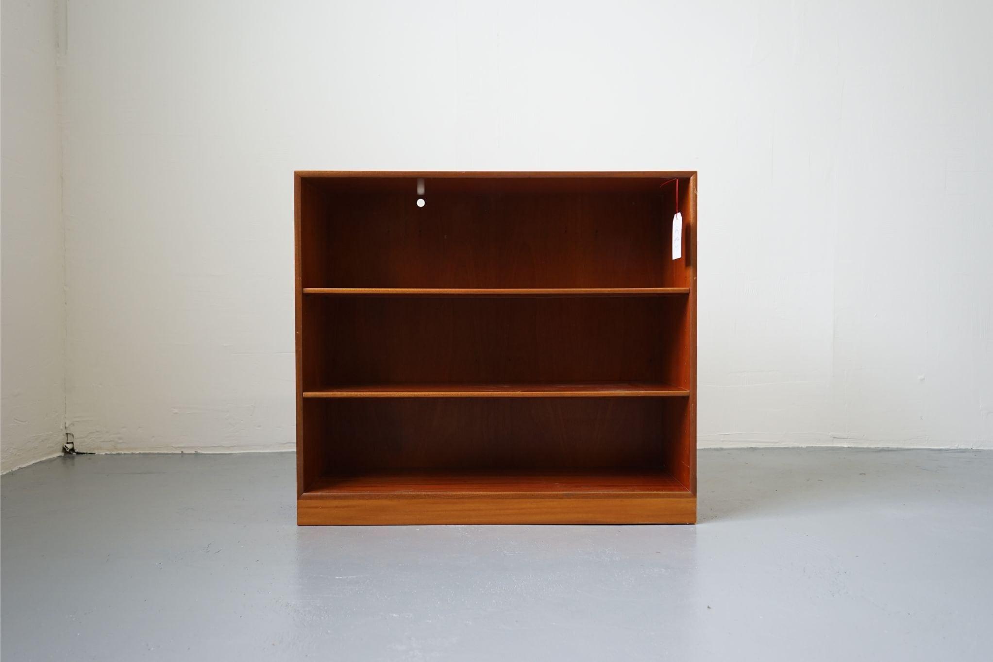 Danish Mid Century Bookcase Made With Mahogany 312 244 3