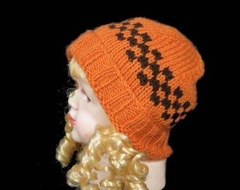 d37aae530b7 Knit Preemie Baby Hat