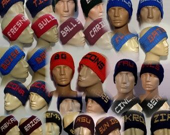 PERSONALIZED Headband team spirit headband Knit Ear Warmers  4bbcd03a8