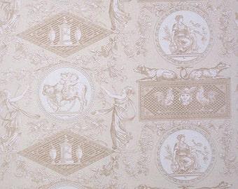 Linen Toile Fabric Etsy