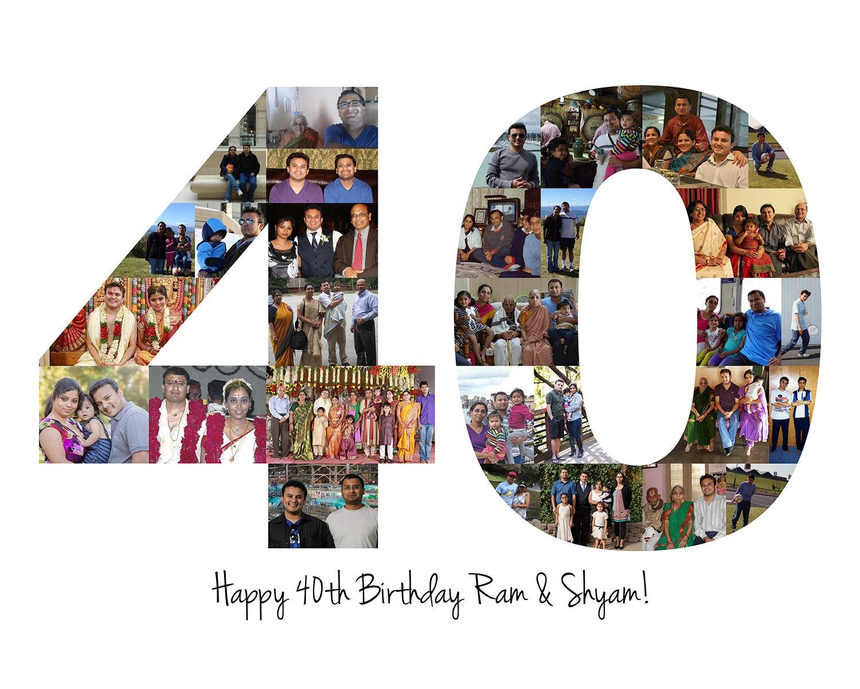 40 Geburtstagsgeschenk 40. Jahrestagsgeschenk 40 Jahre alt | Etsy