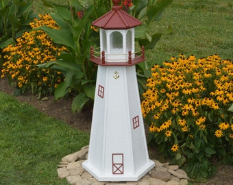 Marblehead, OH Lighthouse Replica FREE Shipping