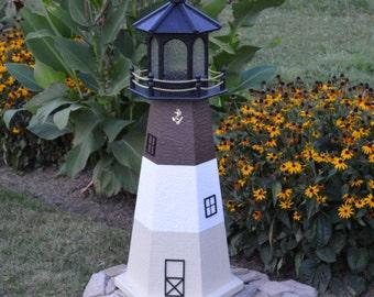 Oak Island, NC Lighthouse Replica FREE Shipping