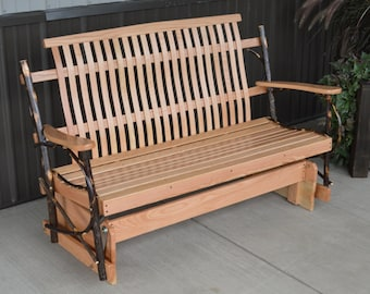 Hickory Porch Glider - 4' & 5'