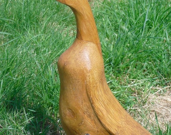 Wooden Duck Large
