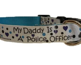 Police Officer Collar
