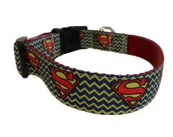 Superhero Collar