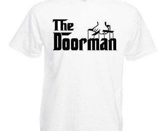 Doorman children's kids t shirt