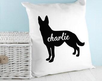 German Shepherd Dog100/% Cotton Cushion Cover with ZipHoward Robinson