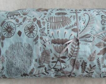 GirlMinky Blanket, Boy Minky Blanket, Owls, Bees, Crib Nursery Minky Blanket, Woodland Minky Blanket, Hawthorne Threads
