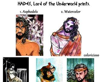 Hades prints