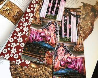 Persephone palace bookmark