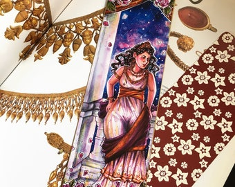 Persephone at Olympus bookmark