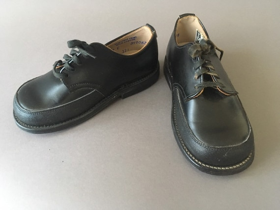 70s Deadstock Vintage Kids Shoes - Orthopedic Vin… - image 1