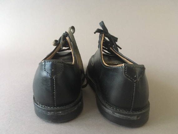 70s Deadstock Vintage Kids Shoes - Orthopedic Vin… - image 3
