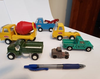 Tonka metal toys | Etsy