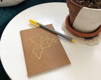 Fly Away Pocket Notebook