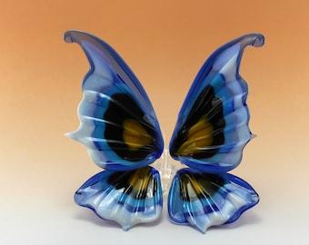 b9dde16f0 Glass Butterfly, Glass Animals, Hand blown glass