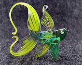 Glass Fish Figurine Fish Sculpture Fish Figure Glass Figurine Glass Figure Animal Sculpture Figurine Handmade Sea Fish Glass Murano(k60)