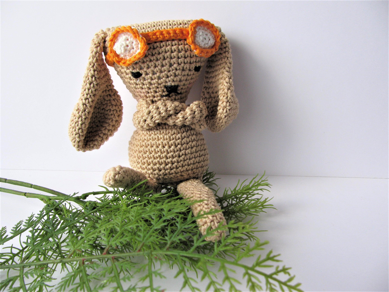 Velvet Bunny Amigurumi Free Crochet Pattern - Crochet For You | 2250x3000