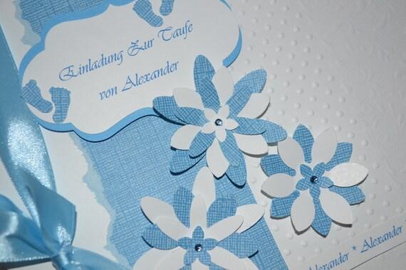 Glückwunschkarte Karte zur Kommunion mit Blumen Halbperlen Umschlag Mädchen Rosa