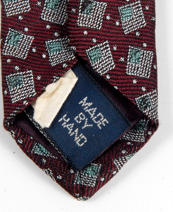 Vintage 80s Tie - Polo Ralph Lauren - 80s Polo - … - image 3