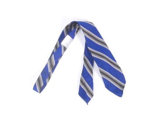 Vintage 40s Tie - 40s Striped Tie - 40s Arrow Tie