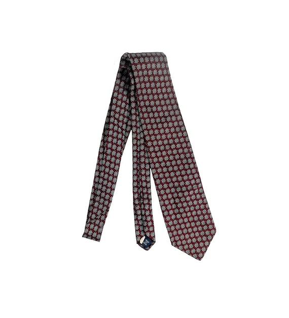 Vintage 80s Tie - Polo Ralph Lauren - 80s Polo - 8
