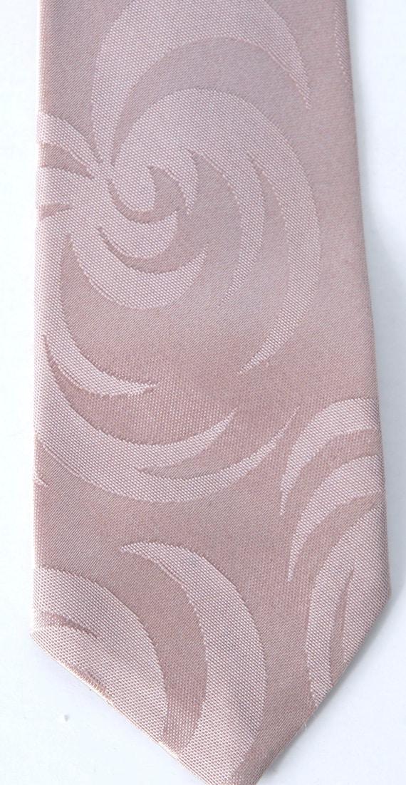 Vintage 40s Tie - 40s Necktie - 40s Cravat - Wide… - image 4