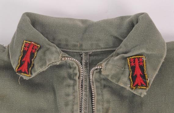 Vintage Boys Jumpsuit - Vintage Army Jumpsuit - B… - image 2
