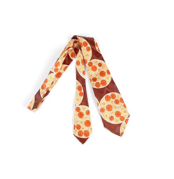 Vintage 40s Tie - 40s Necktie - 40s Cravat - 40s S
