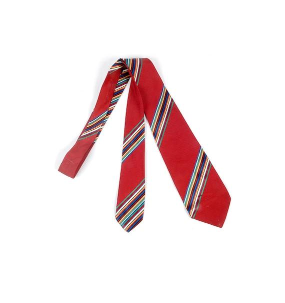 Vintage 40s Tie - 40s Wide Tie - Wide Tie - 40s St