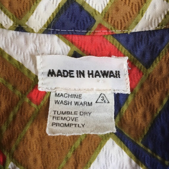 Geometric Hawaii! From Alfred Shaheen! - image 4
