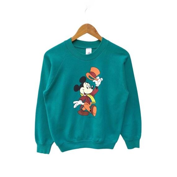 Vintage 80s Walt Disney Production Mickey Mouse Sw
