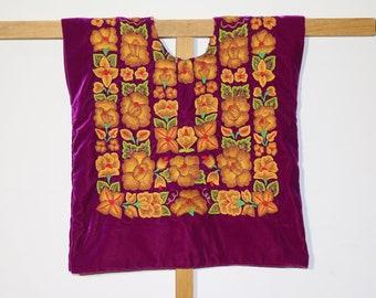 Vestido Tehuana Etsy