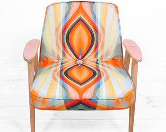 original bliss vintage armchair from 1960'