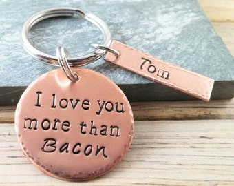 Fathers Day Gift Personalized Dad Keychain Custom Dad Gift Keychain Grandfather Gift Daddy Grandpa Gift