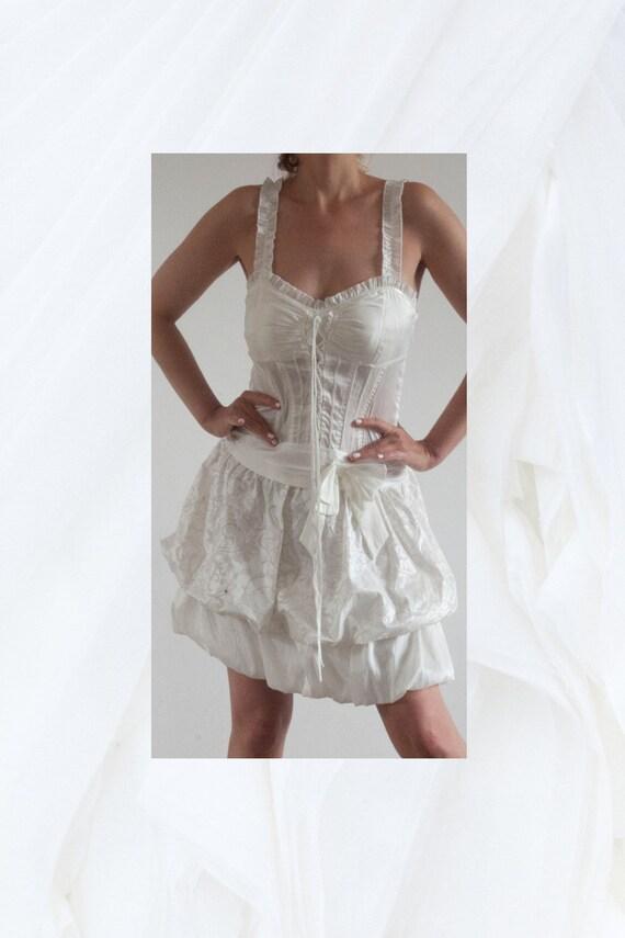 white prom dress,lolita dress, Fairy Princess Dres