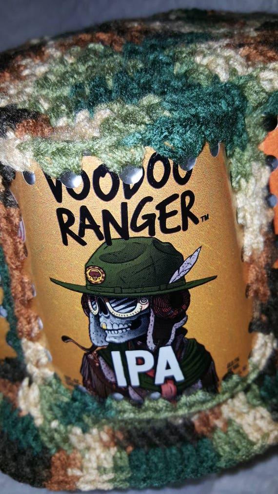 Ranger Chapeau Au Vaudou Fait Main Ipa Bière Crochet Peut TlJcFuK13